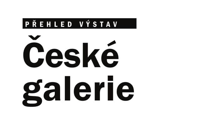 České galerie